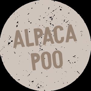 Text saying Alpaca Poo